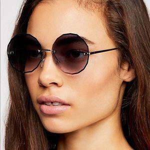 Free people Glam girl sunglasses